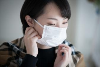 マスクの正しい着け方とは?