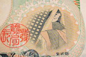 日本のお札に描かれた人物とは?女性編
