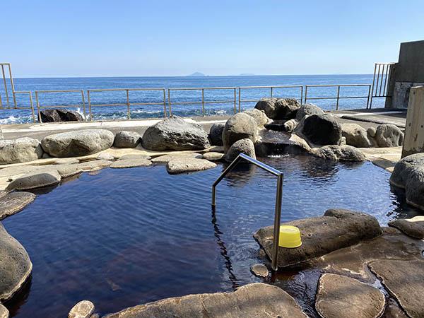 熱川温泉「高磯の湯」