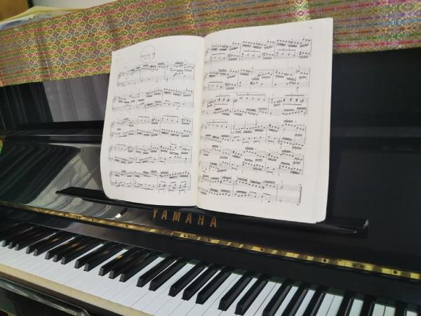 ピアノについて