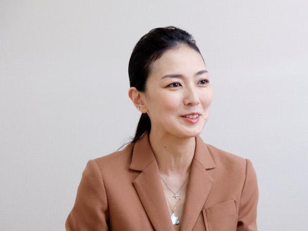 板谷由夏さん