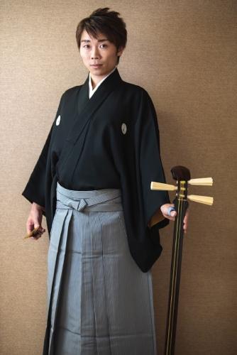 橋本 大輝(はしもとひろき)さん 津軽三味線奏者