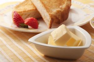 バターとマーガリンはどう違うの?