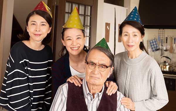 (C)2019『長いお別れ』製作委員会 (C)中島京子/文藝春秋
