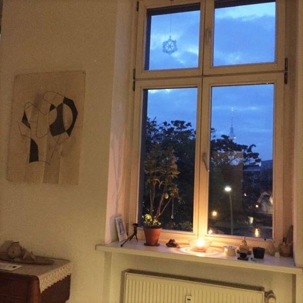 小川糸さんのドイツの自宅