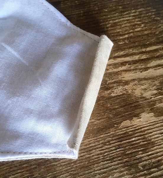 布マスクの作り方