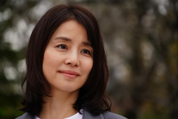 石田ゆり子さん