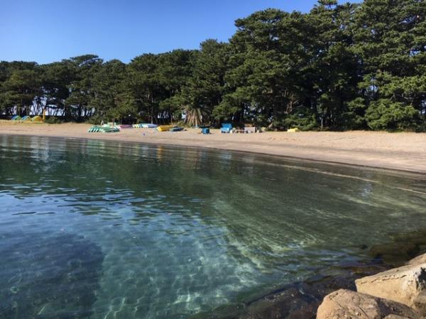 田御浜海岸