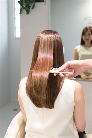 「美髪プログラム」仕上がりイメージ